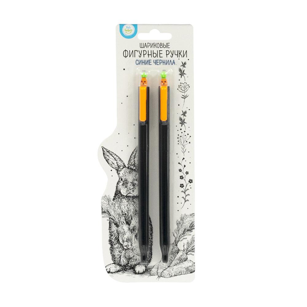 Ручки фигурные, 2 шт., в ассортименте