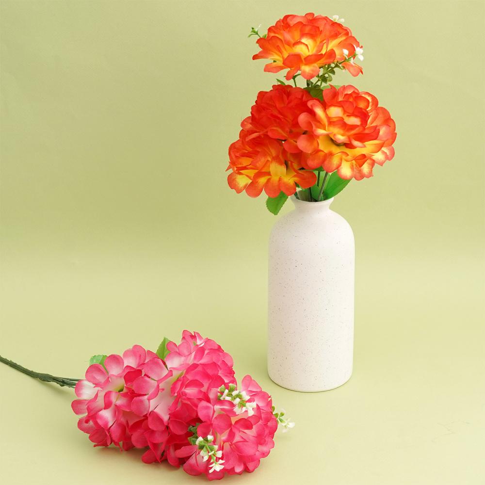 """Искусственный цветок """"Хризантема"""", 32 см, в ассортименте"""