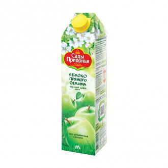 Сок, яблоко прямого отжима, 1 л, ЛК: 1540102: купить в Москве и РФ, цена, фото, характеристики