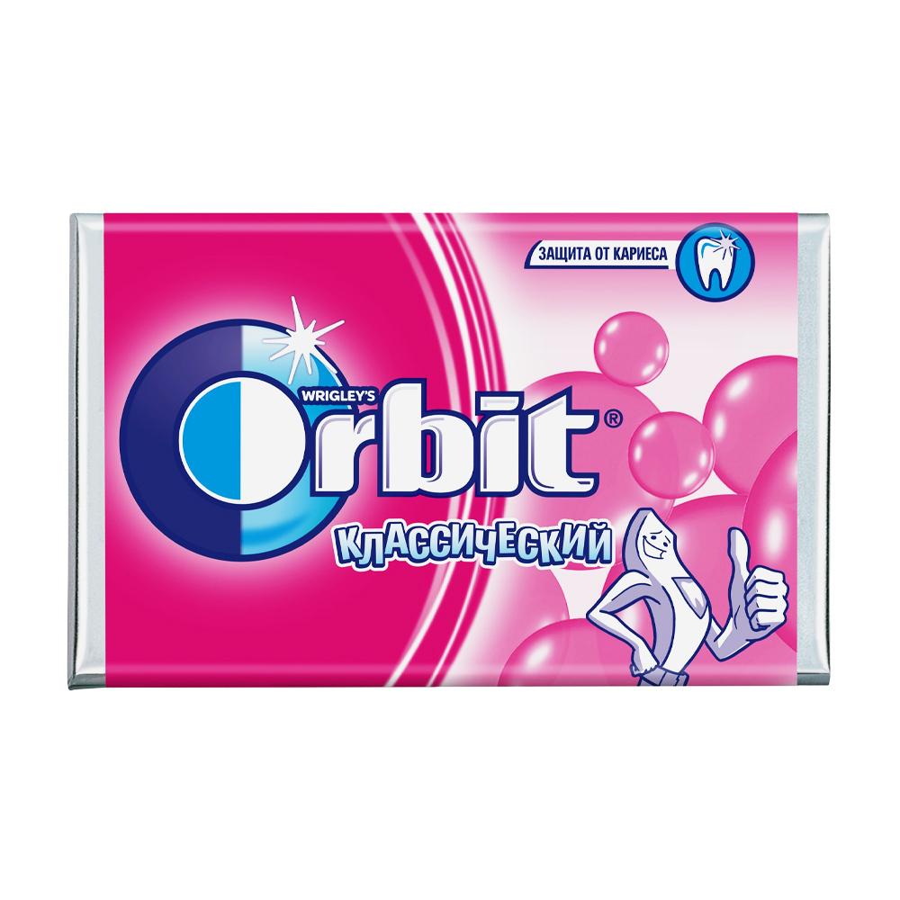 """Жевательная резинка """"Детский"""", Orbit, классический, 11,5 г"""