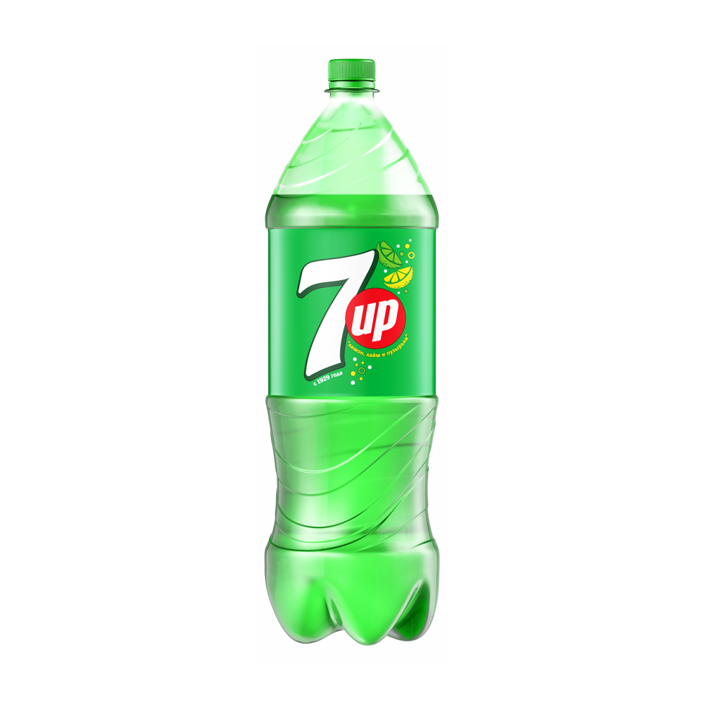 Напиток газированный, 7 Up, 1,75 л