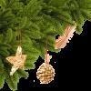 Украшения на елку, 10 шт