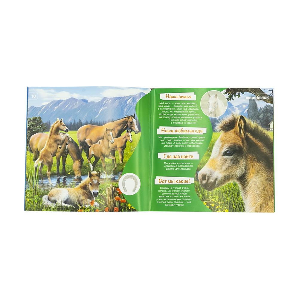 Энциклопедия для малышей, в ассортименте
