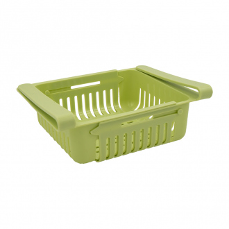 Раздвижная корзинка для холодильника, O'Kitchen, в ассортименте