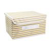Коробка складная, Home Time, 28х20х16 см, в ассортименте