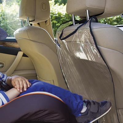 Защитный чехол на спинку сидения автомобиля