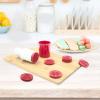 Штамп для печенья c 6 насадками, O'Kitchen, в ассортименте