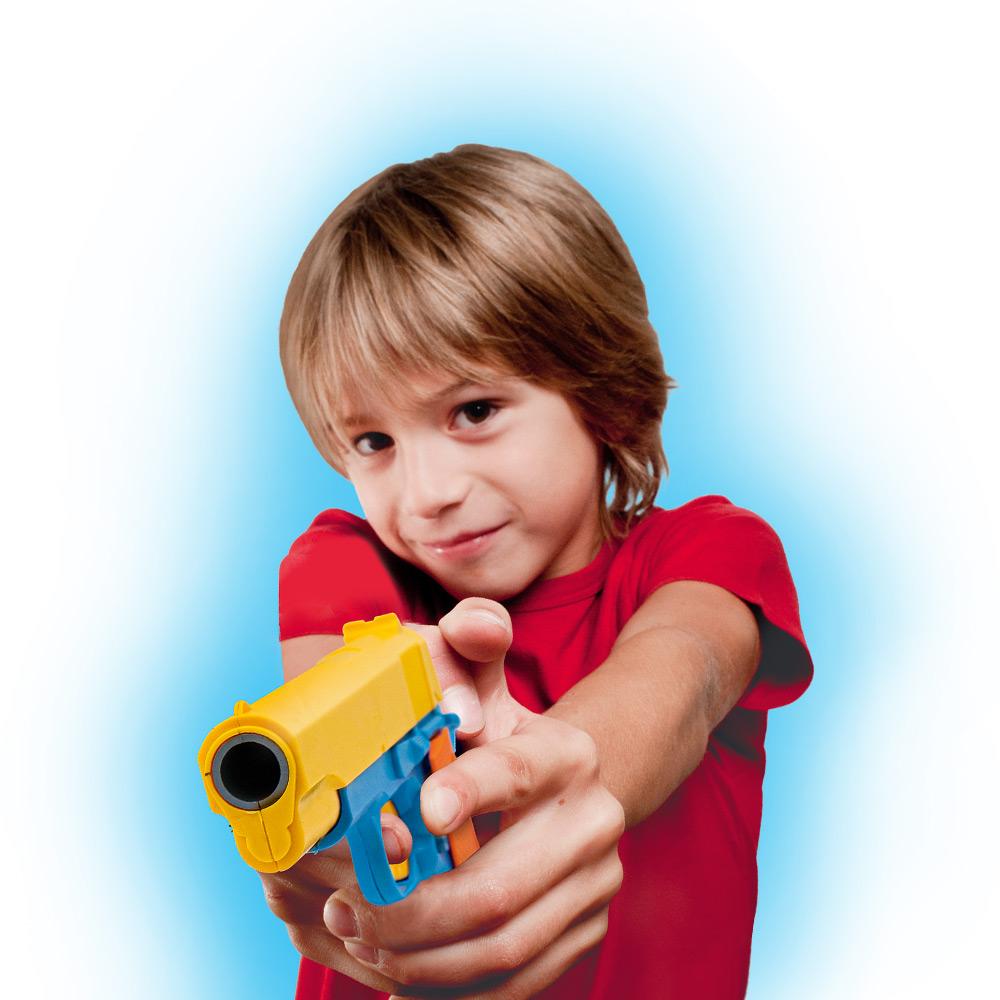 "Игрушка ""Пистолет с патронами"", Play the Game, в ассортименте"