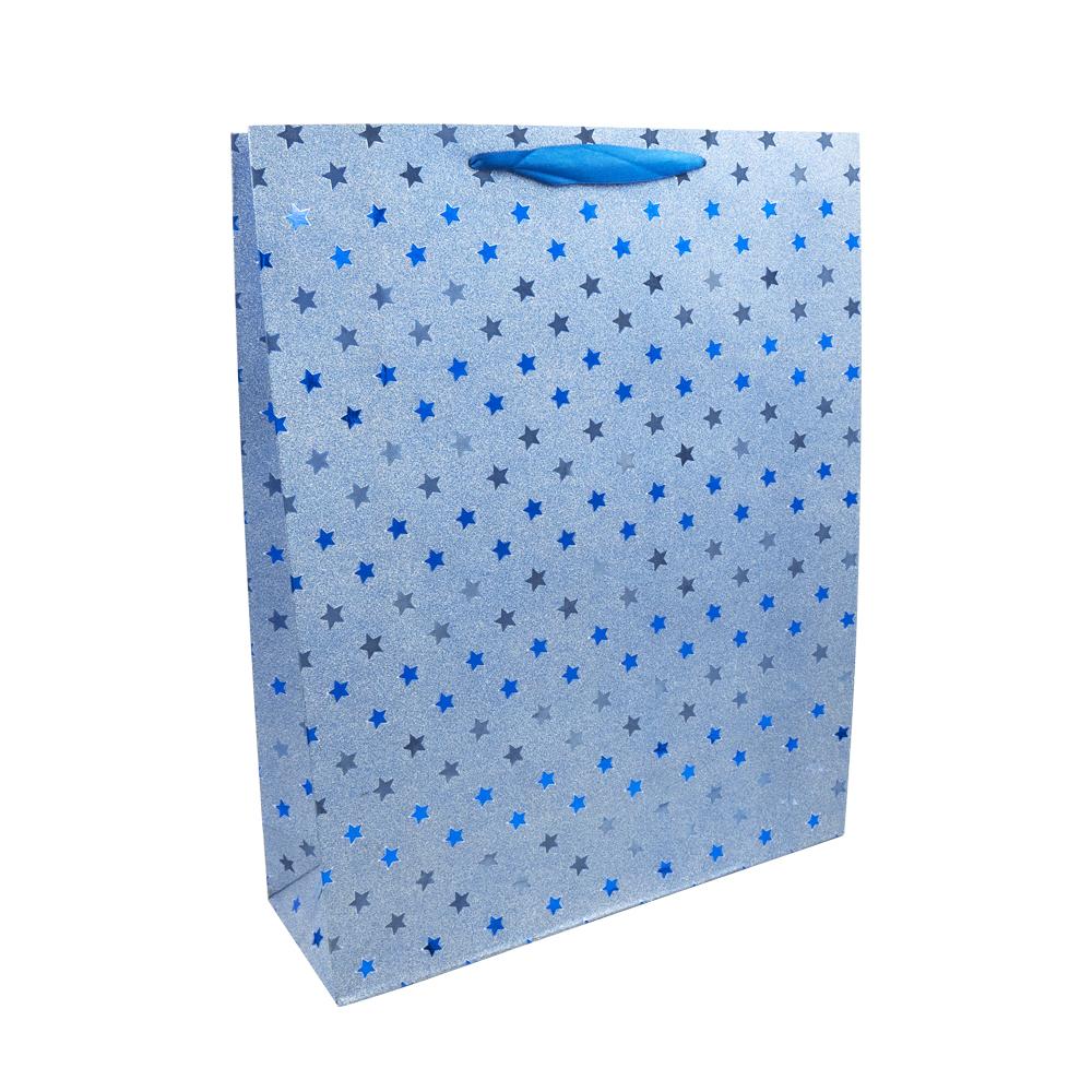 Пакет подарочный, Party, 31,5x10,5х39,5 см, в ассортименте