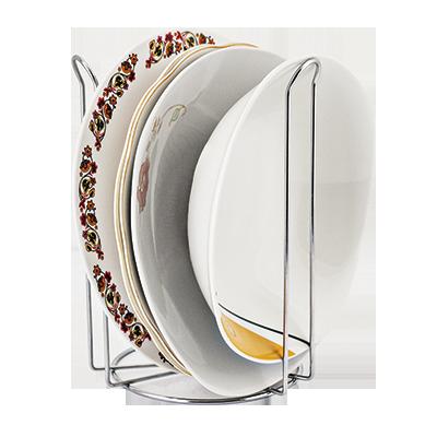 Держатель для тарелок, 12х19 см