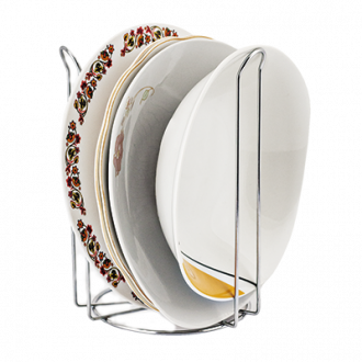 Держатель для тарелок, 12х19 см, ЛК: 5022459: купить в Москве и РФ, цена, фото, характеристики