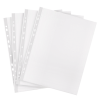 Файлы-вкладыши, А4, с перфорацией, 40 шт.