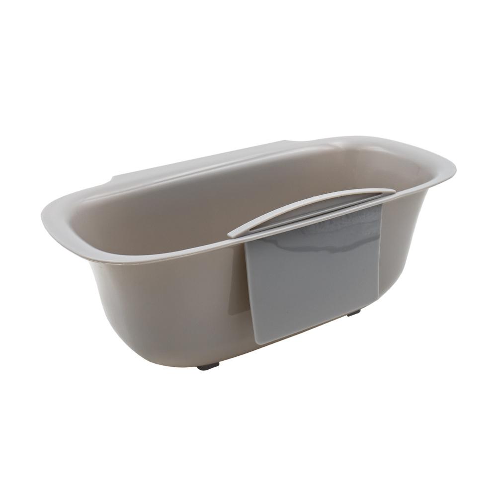 Органайзер навесной для мусора со скребком, O'Kitchen, в ассортименте