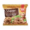 Сухарики, Snack, со вкусом жареного мяса с луком, 50 г