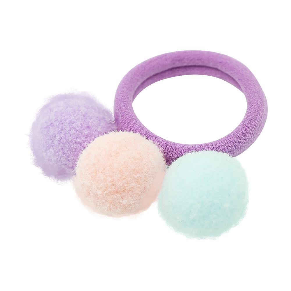 Резинка для волос, InStyle, 4 шт., в ассортименте
