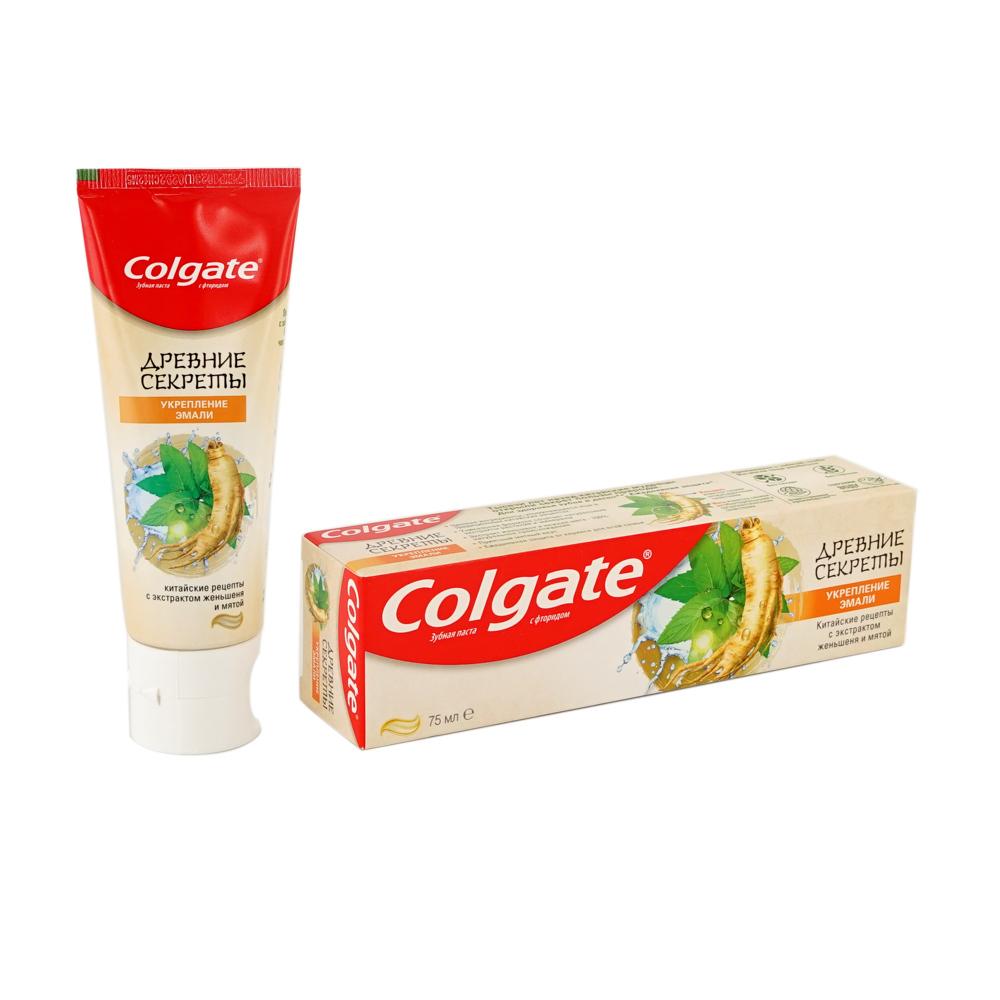 Зубная паста, Colgate, Древние Секреты, 75 мл, в ассортименте