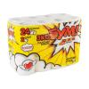 Туалетная бумага, ЭКОБУМ, 24 рулона