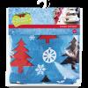Скатерть новогодняя, 75х75 см