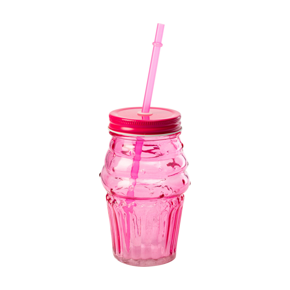 Glāze ar salmiņu Pineapple 450ml