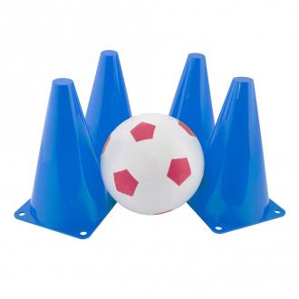 """Игровой набор """"Конусы и мяч"""", Sport&Fun, в ассортименте"""