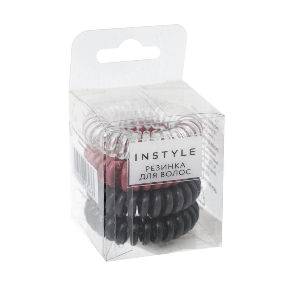 Резинка для волос, 4 шт., в ассортименте