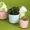 Горшок для цветов, Greenart, в ассортименте