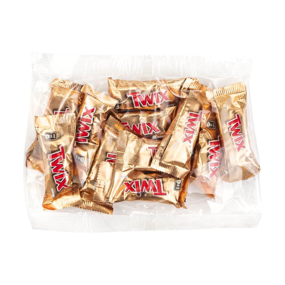 """Шоколадные батончики """"Minis"""", Twix, 101 г, в ассортименте"""