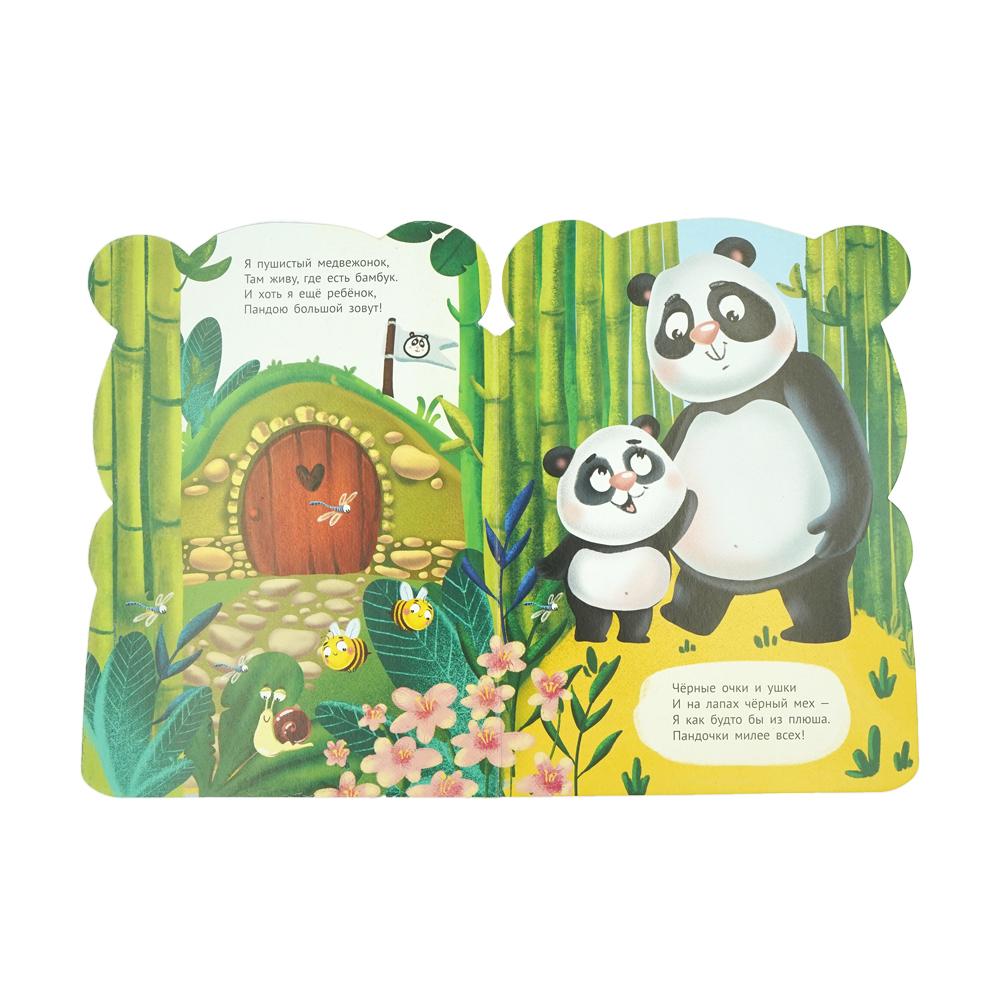Книги на картоне: Колесики, Часики, Глазки