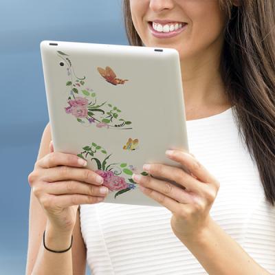 Наклейки для ноутбуков и планшетов, 2 листа