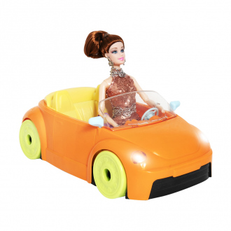"""Игрушка """"Машина для куклы со светом"""", Play the Game, в ассортименте"""