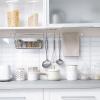 Держатель настенный для кухонных принадлежностей с 6 крючками, O'Kitchen