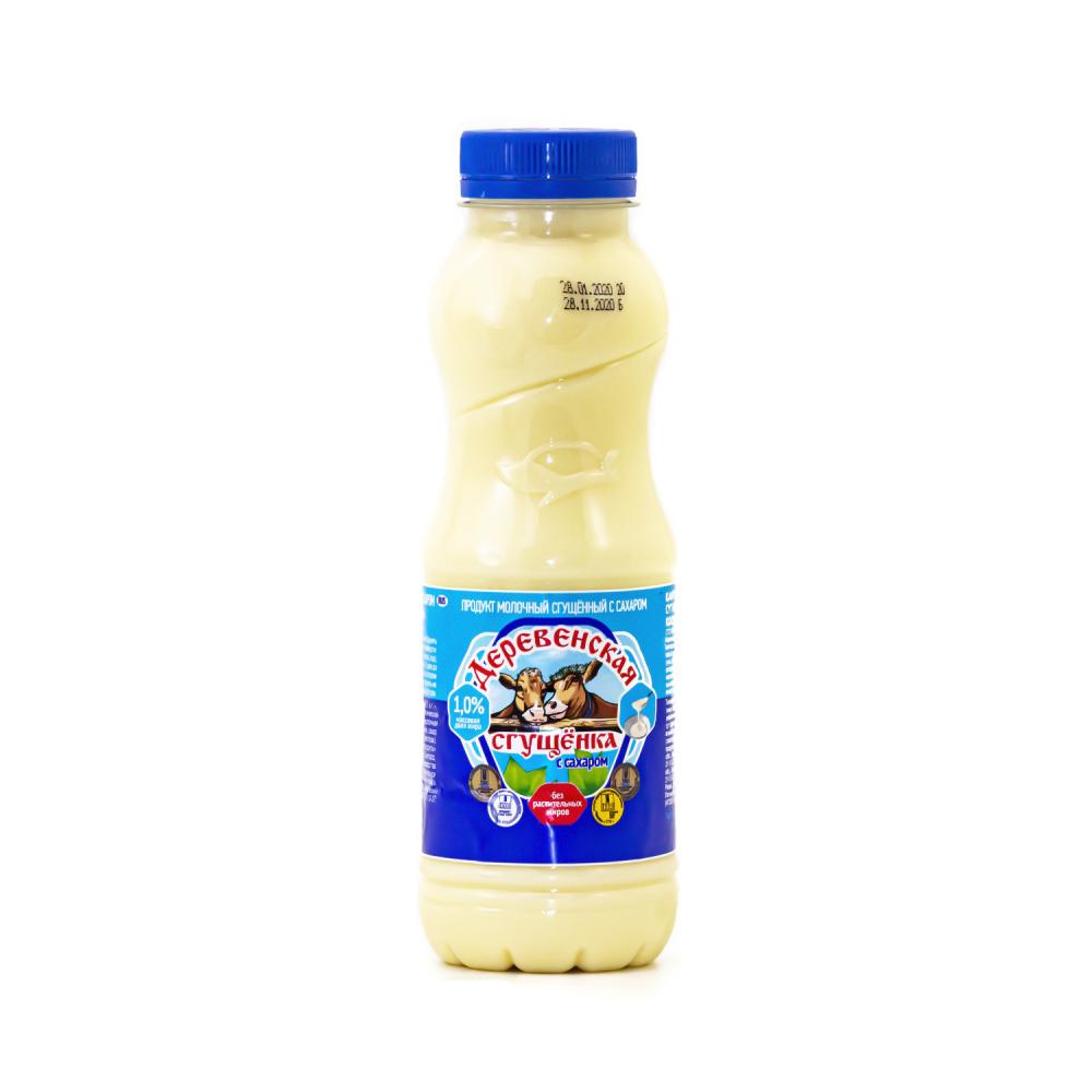 Сгущенный молочный продукт с сахаром, 1%, 500 г