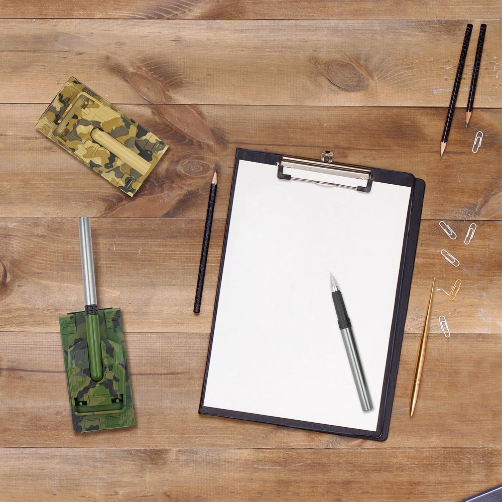 """Ручка на подставке """"Танк"""", Men's Direction, в ассортименте"""