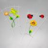 Опора для растений декоративная, Greenart, 38х24 см, в ассортименте