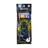 Набор цветных гелевых ручек с ультраблеском, Kid's Fantasy, 6 шт., в ассортименте