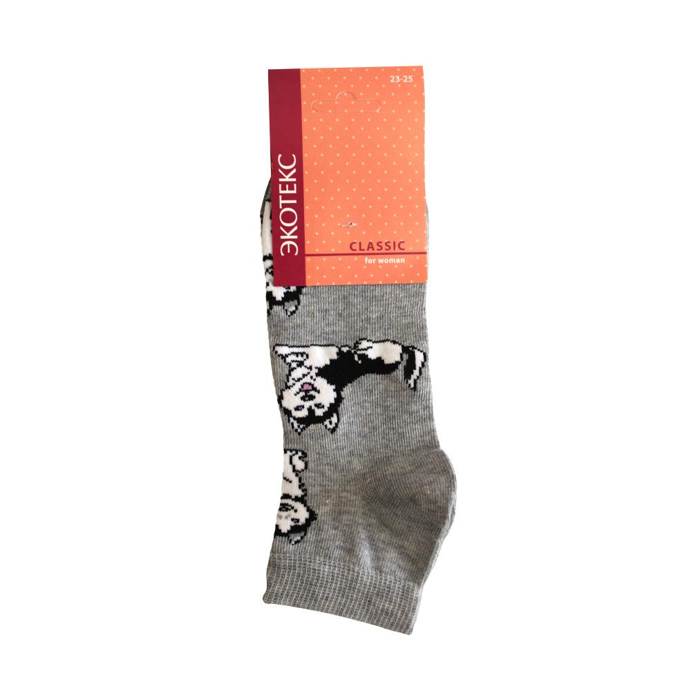 Носки женские, ЭКОТЕКС, в ассортименте