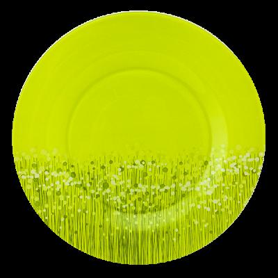 "Тарелка обеденная ""Luminarc Flowerfield Anis"", Ø25 см"