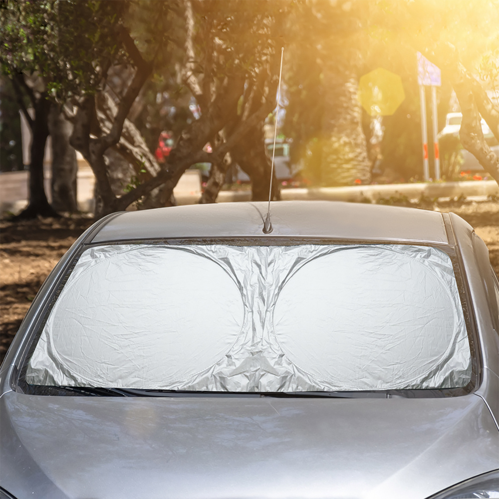 Экран солнцезащитный, Top Race, 150х70 см
