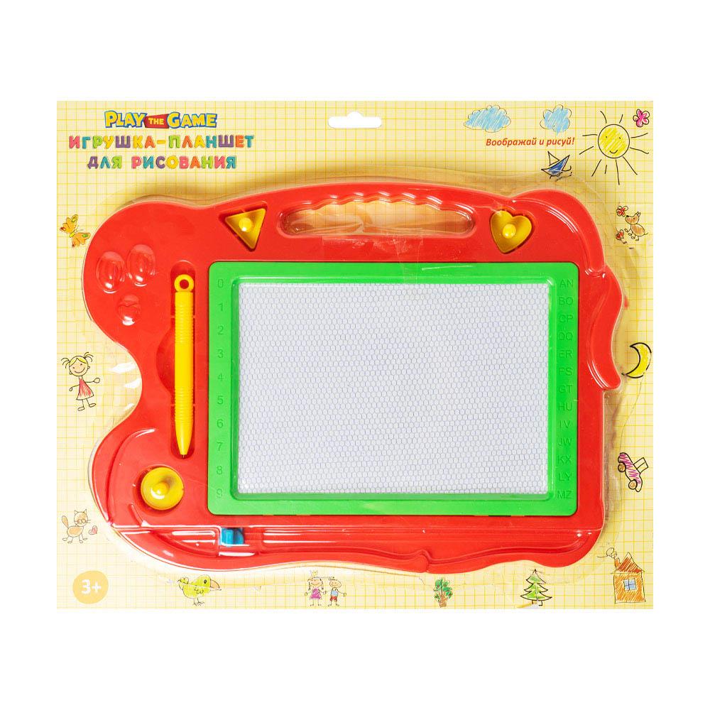 Игрушка-планшет для рисования, Play The Game, в ассортименте