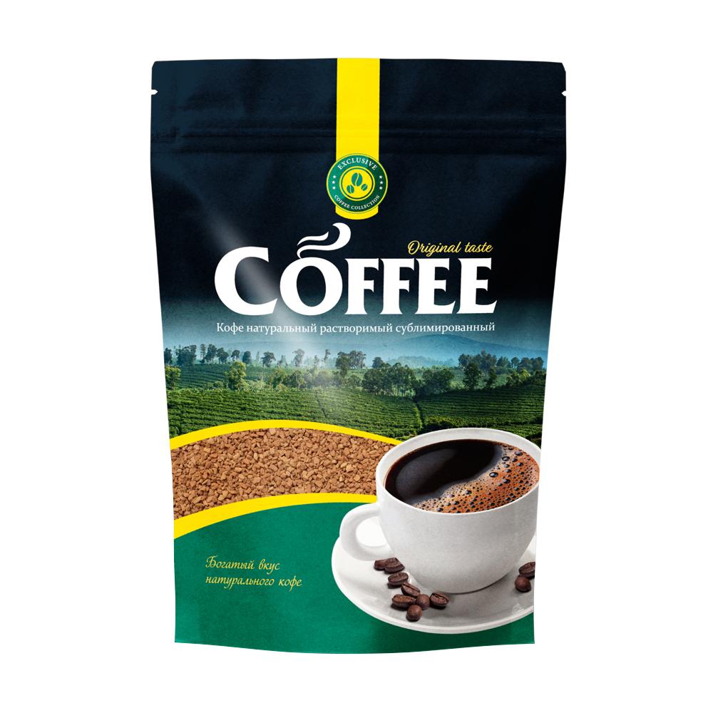 """Кофе сублимированный """"Coffee"""", 190 г"""