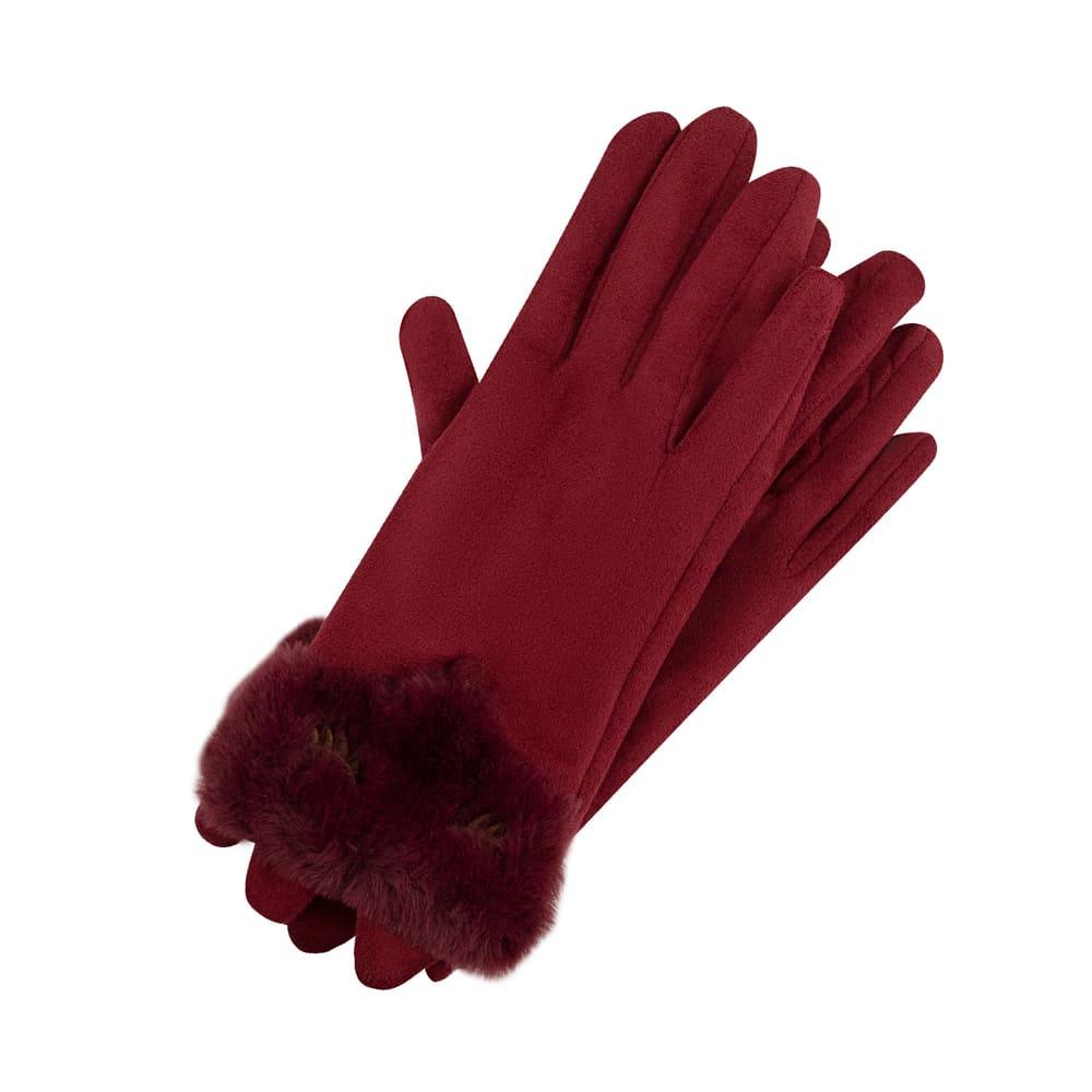 Перчатки женские, в ассортименте