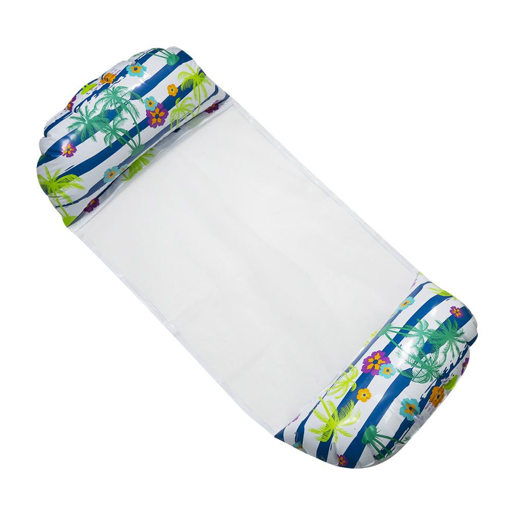 Надувной матрас с сеткой, Sport&Fun, в ассортименте