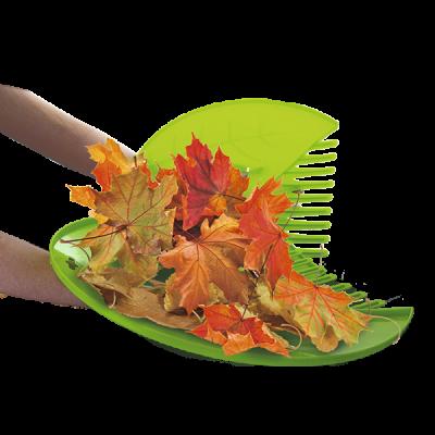 Прихватки для сбора травы и листьев