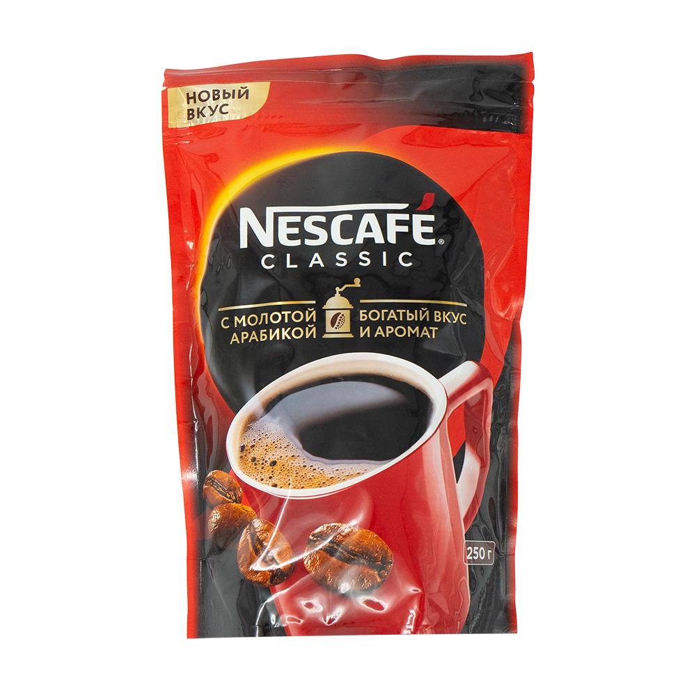 """Растворимый гранулированный кофе """"Сlassic"""", Nescafé, 250 г"""