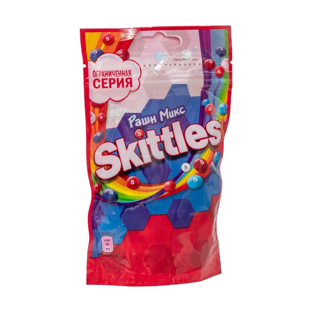 "Драже ""Рашн микс"", Skittles, 100 г"