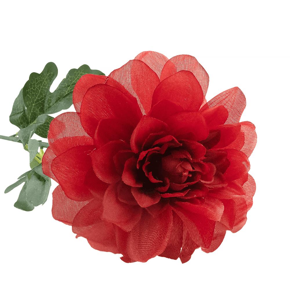 Искусственный цветок «Георгин»