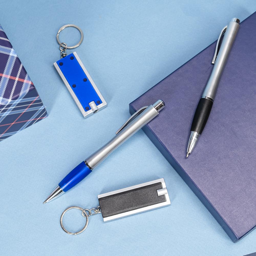 Набор подарочный, Men's Direction: ручка и фонарик, в ассортименте
