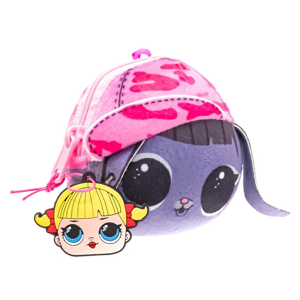 """Плюшевая сумочка-антистресс с сюрпризом """"L.O.L. Surprise!"""", в ассортименте"""