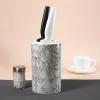 """Подставка для ножей """"Мрамор"""", O'Kitchen, в ассортименте"""
