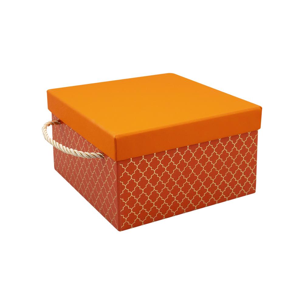 Подарочная коробка, Party, 15х15х9 см, в ассортименте